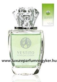 Luxure-Vestito-Sensual-Green-parfum